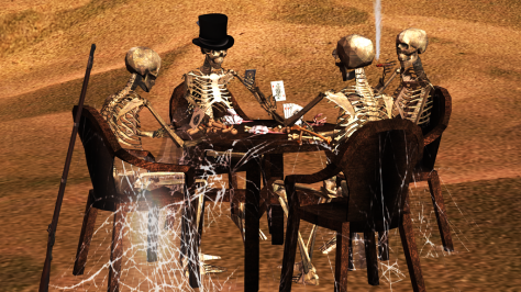 Dem Bones - The Card Game